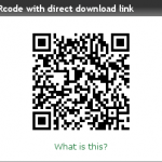 Example QRcode