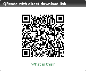 Download video and MP3 for your mobile phone using QRcode | Online
