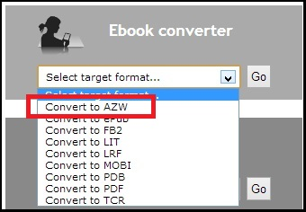 eBook - Select AZW