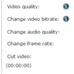 online video converter options