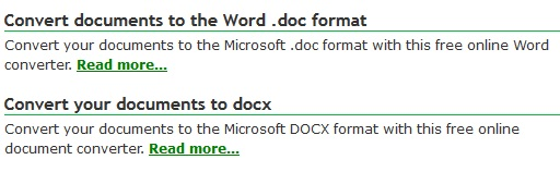 how to add a file with extension docx