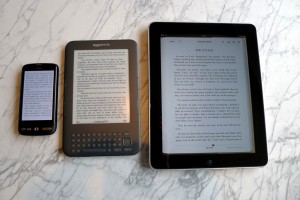 eBook Reader File Formats