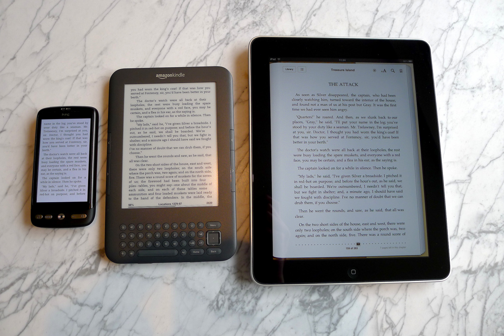 what ereader can read pdf
