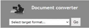 online document converter FAQs
