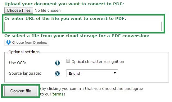 Convert Websites