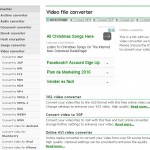 Convert Video Files Free and Easily - Online Convett