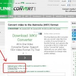 How to convert to MKV file format easily