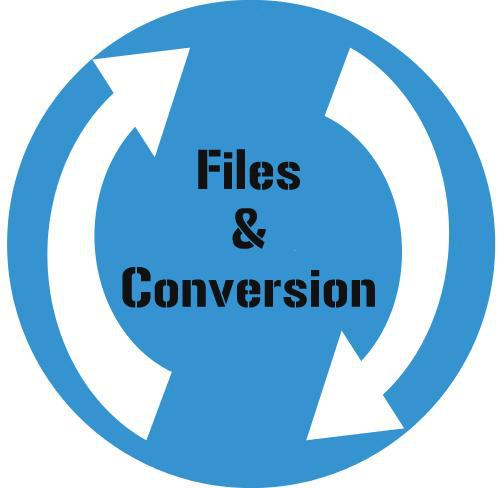 Files Are Not Dead - Online Convert