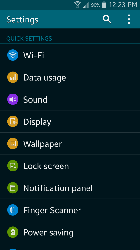 Easy steps to turning your smartphone into a wi-fi hotspot - 1
