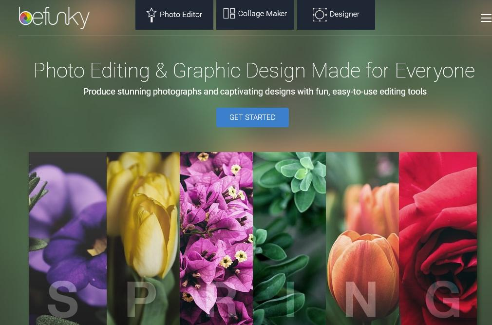 Great Free Image Editing Site - BeFunky
