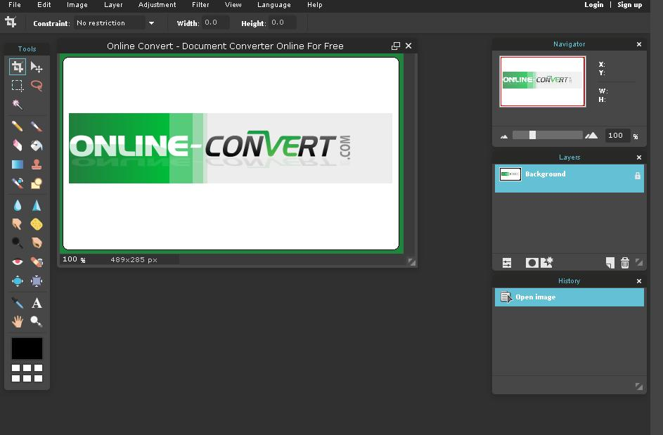 Really good picture editing websites for free