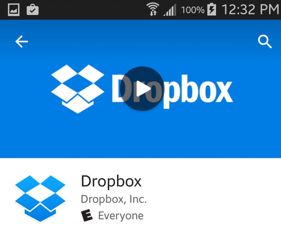 Dropbox - Chrome Web Store