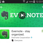 Ten iPhone Apps You Should Have – Evernote