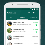 Ten iPhone Apps You Should Have – WhatsApp