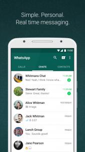 WhatsApp iPhone App