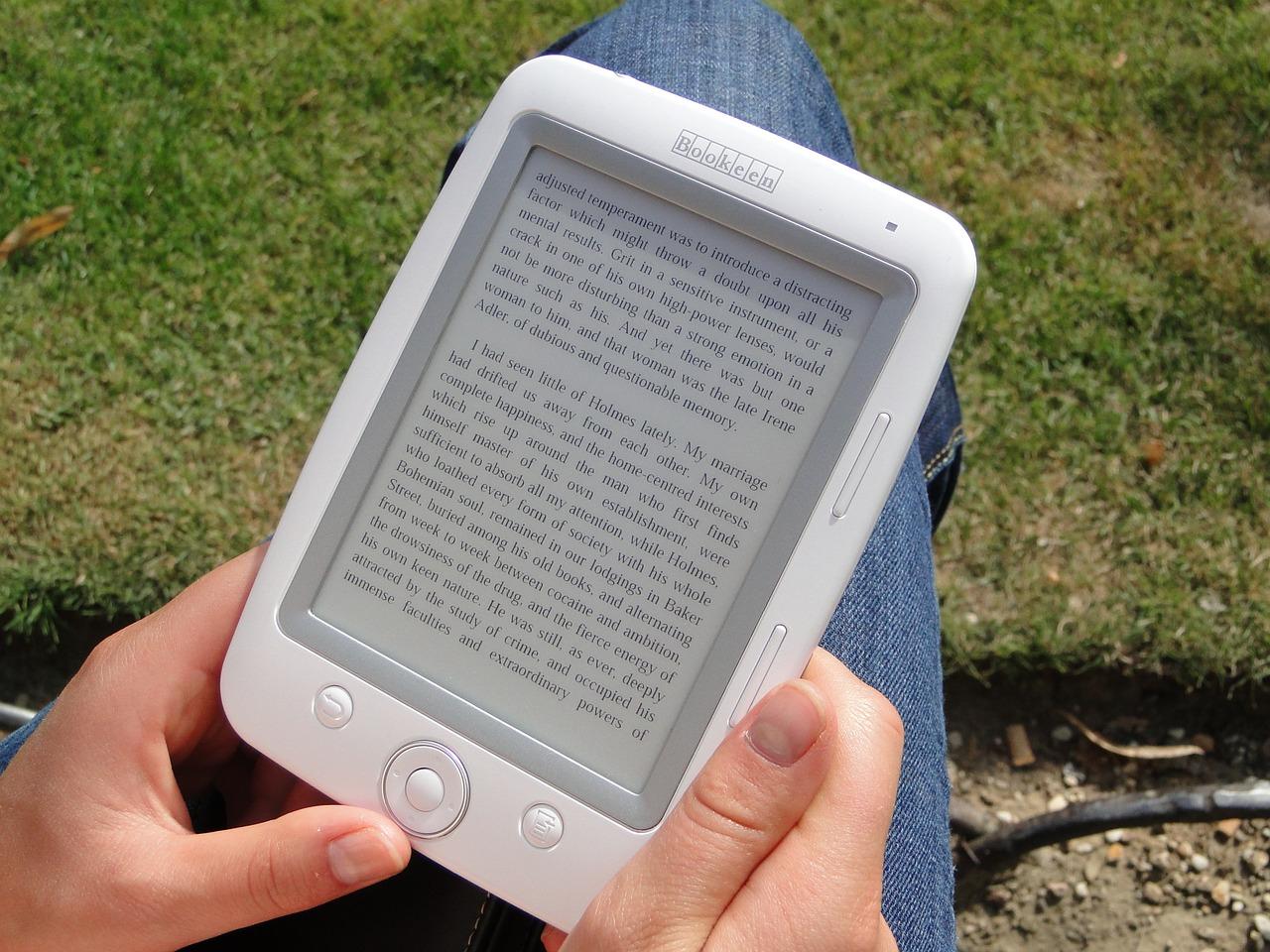 E-Book Editing