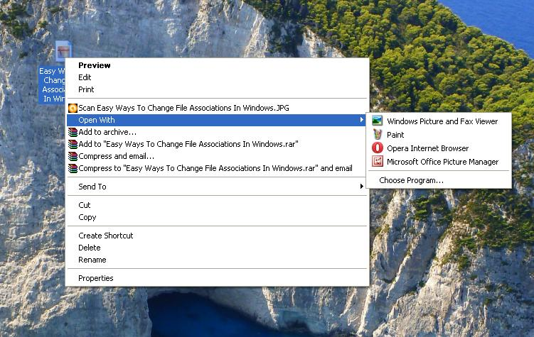 Easy Ways To Change File Associations In Windows