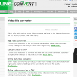 Convert and change your video format or size easily and for free