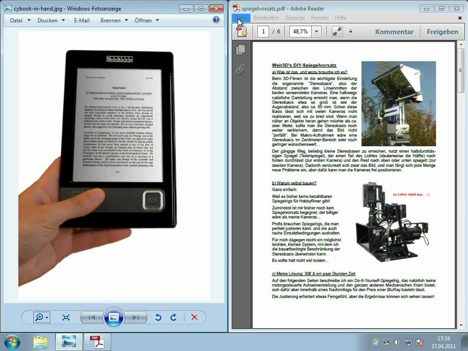 Convert your ebook online for free here