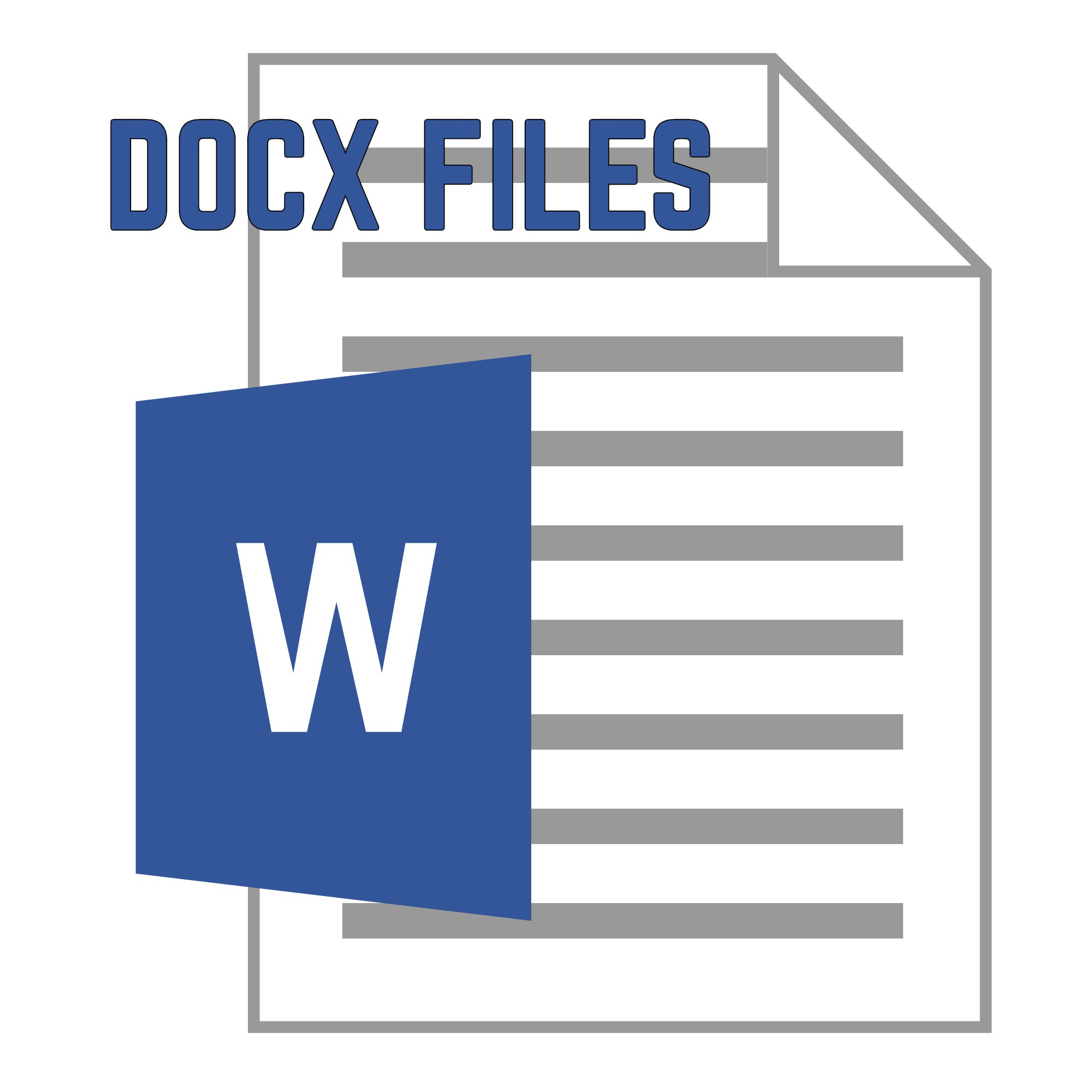 Docx win Icon | File Type Iconset | Treetog ArtWork