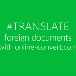Translate Foreign Documents & Letters
