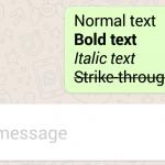 WhatsApp_TextFormating