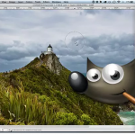 free photo editing programs - GIMP