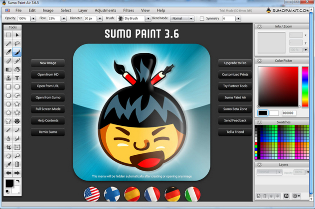 Sumo Paint Free Download