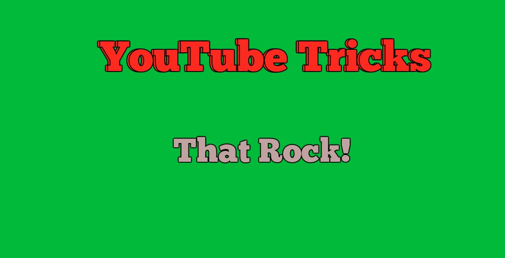 Must read tricks and tips for watching YouTube Videos