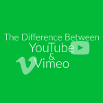 The Difference Between YouTube And Vimeo [INFOGRAPHIC]