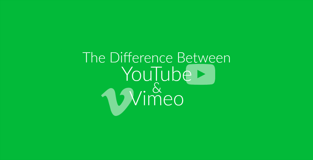 The difference between youtube and vimeo infographic online file youtube is undoubtedly the number one video platform today nearly unrivaled and yet there are other platforms out there in the web that offer the stopboris Image collections