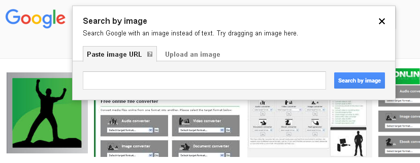 Google Image Search Tool