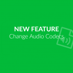 Change Audio Codec