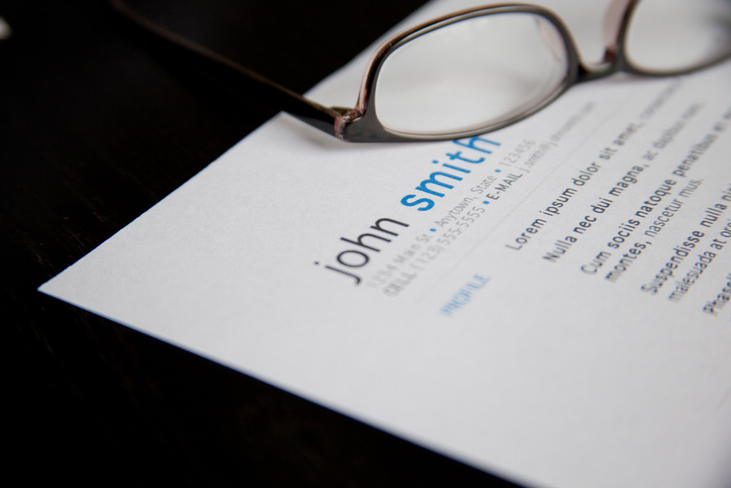 How to write the best resume to get the job