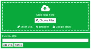 Multi-File Conversion [NEW FEATURE]   Online file conversion