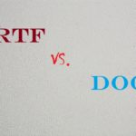 RTF-and-DOC-differences